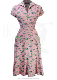 40s Peggy Sue Dress - Pixie